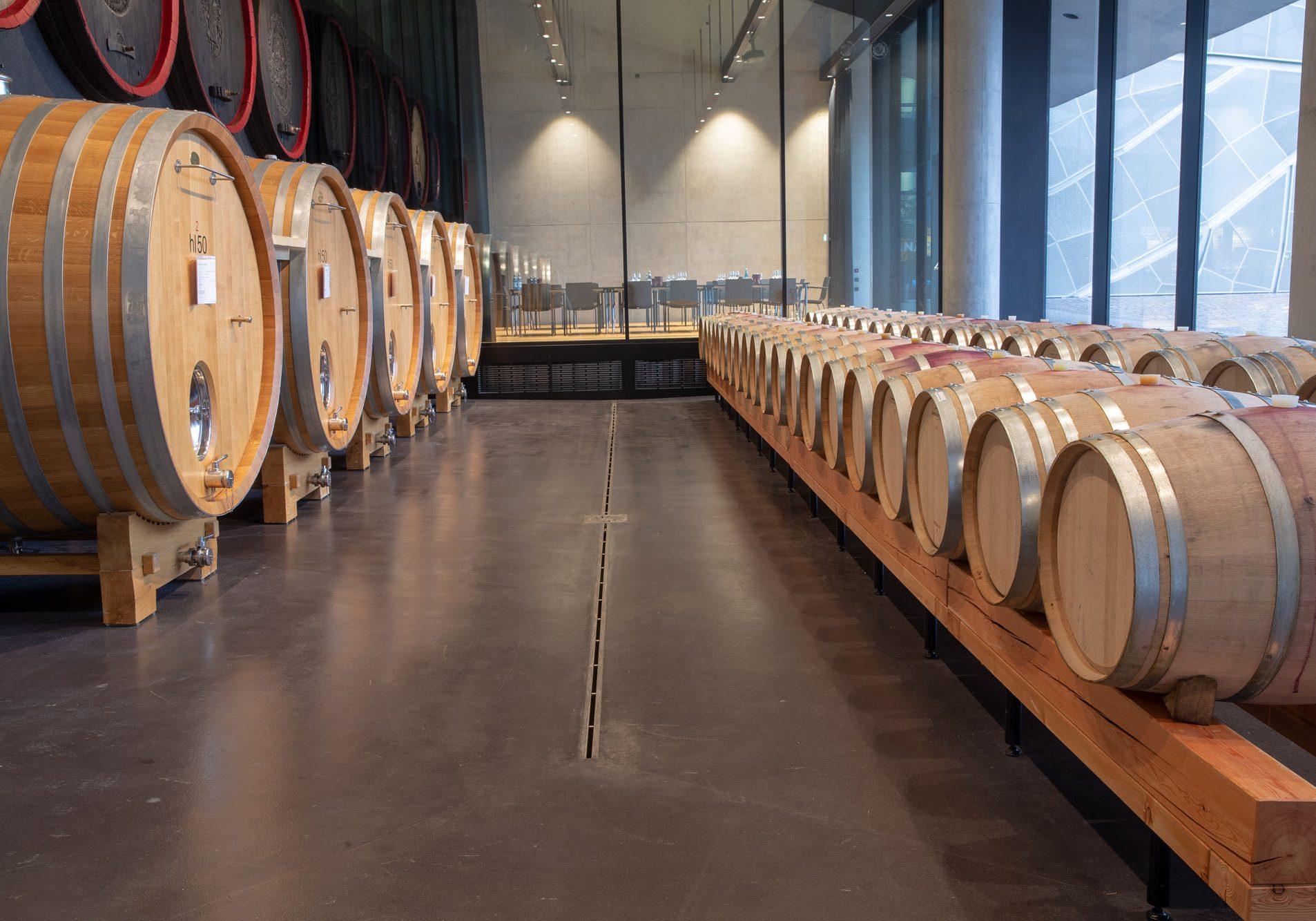 cantina conservazione vini bolzano