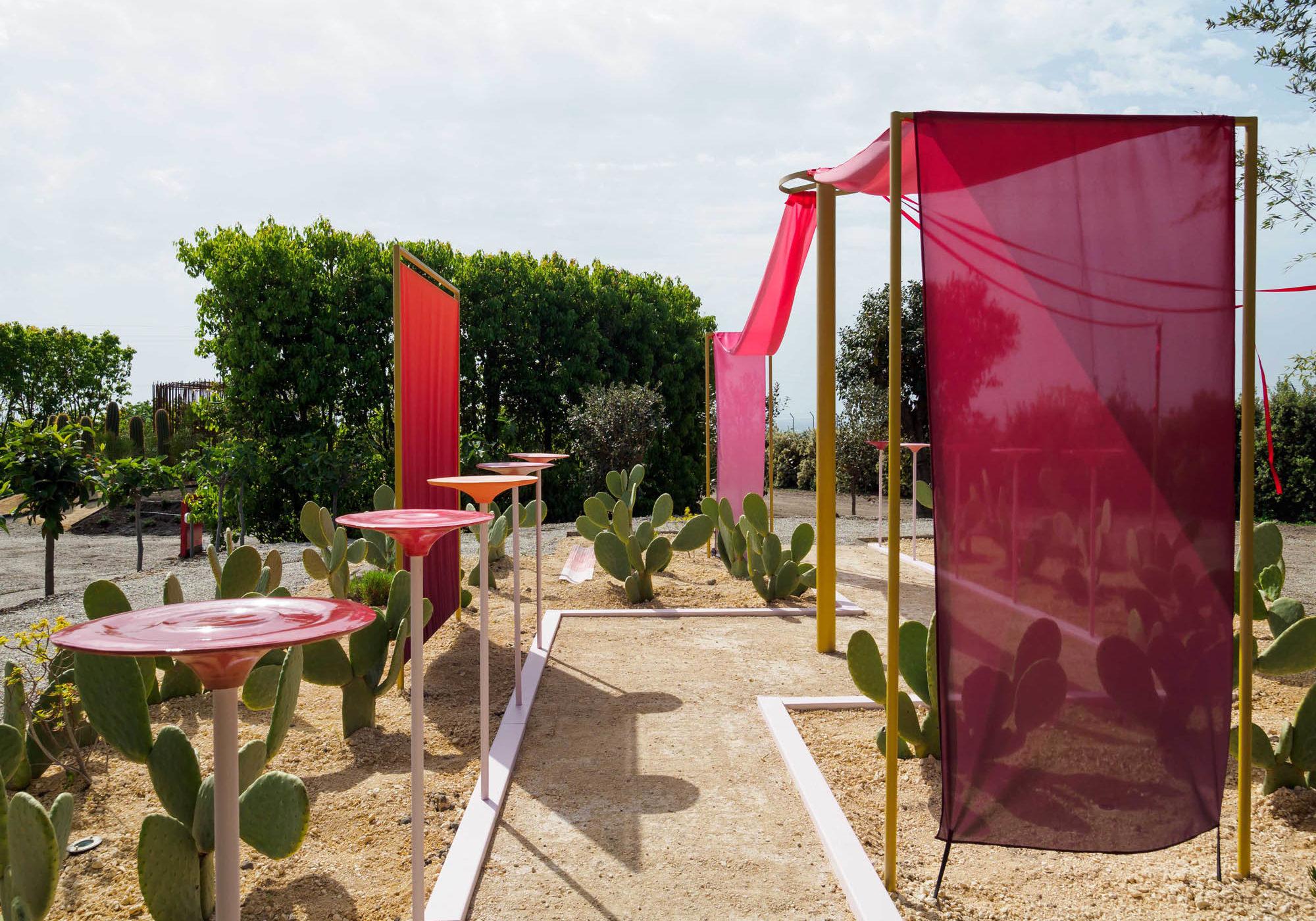 Radicepura Garden Festival 2019. Varie Giardini 27.4.19